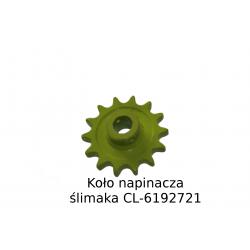 Koło napinacza ślimaka (6192721)