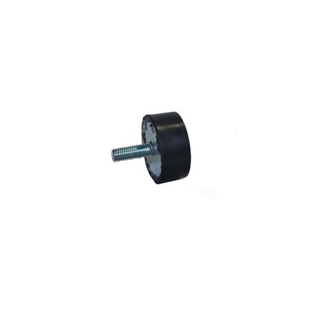 ODBÓJ GUMOWY  wym:H-21 mm ø-50mm śruba M10x30