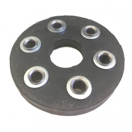 Tarcza gumowa sprzęgła rozrzutnika 6 otworów